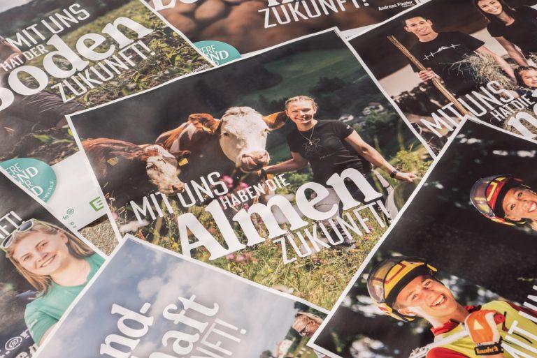 Landwirtschaftskammer Kampagne(c)Bernhard Bergmann